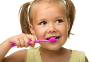 Healthy Dental Habits - Dentistry for Children at Brooklyn Blvd. Dental